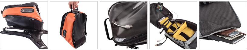 35a196b7b10b Diablo/Fandango Pro Tank Bags by Giant Loop