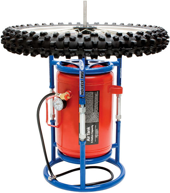 Motion Pro Tire Station Dirt Bike Tire Changing Stand