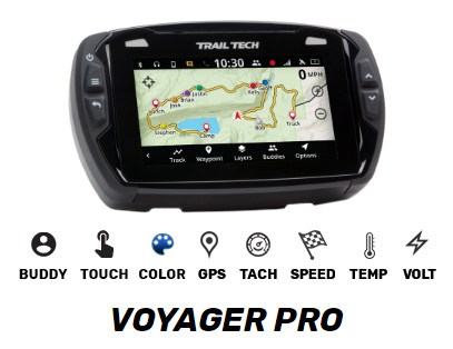 TRAIL TECH VOYAGER PRO BUDDY TRACKING ANTENNA 9200-V2V1
